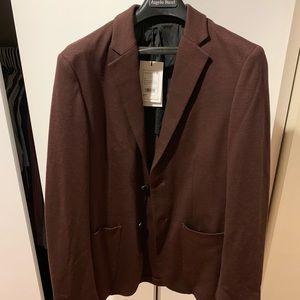 Theory Melange Wool Sport Coat